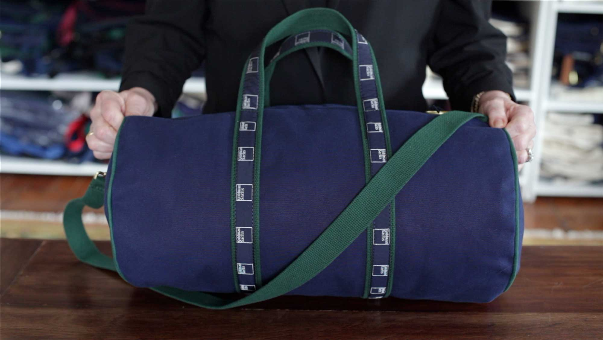 Banker Bag   There is only one original Wall Street Banker Bag   Warden  Brooks bd97905b30